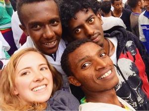 anthropology selfie 2